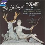 "Mozart: Oboe Quartet; Horn Quintet; String Quartet ""The Hunt"""