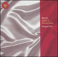 Mozart: Opera & Concert Arias - Jose-Luis Garcia (Asensio) (violin); Kenneth Heath (cello); Margaret Price (soprano); Neil Black (oboe);...