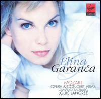 Mozart: Opera & Concert Arias - Elina Garanca (mezzo-soprano); Frank Braley (piano); Salzburg Camerata; Louis Langrée (conductor)