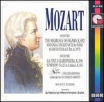 Mozart: Overture to The Marriage of Figaro, K.492; Sinfonia Concertante, K.297b; Overture to La Finta Giardiniera; Sy