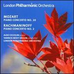 Mozart: Piano Concerto No. 20; Rachmaninoff: Piano Concerto No. 2
