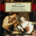 Mozart: Piano Concerto No.21/Rondo Alla Turca/Symphony No.35/Overture To The Magic Flute