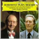 Mozart: Piano Concerto No. 23; Piano Sonata No. 13