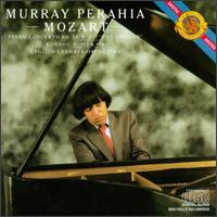 "Mozart: Piano Concerto No. 26 ""Coronation""; Rondos - English Chamber Orchestra (chamber ensemble); Murray Perahia (piano)"