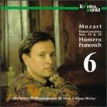 Mozart: Piano Concertos 19 & 20