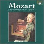 Mozart: Piano Concertos, KV. 467, 37 & 503