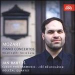 Mozart: Piano Concertos No. 20 K466, No. 12 K414