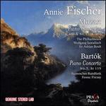 Mozart: Piano Concertos No. 21, K 467 & No. 25, K.48s; Bartók: Piano Concerto No. 3, Sz.119