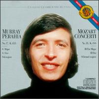 Mozart: Piano Concertos Nos. 17 & 18 - English Chamber Orchestra (chamber ensemble); Murray Perahia (piano); Murray Perahia (conductor)