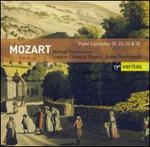Mozart: Piano Concertos Nos. 20, 23, 24 & 25
