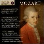 Mozart: Piano Concertos Nos. 20, K 466 & 21, K 467; Piano Concerto for Two Pianos, K 365; Piano Concerto for Three Pi
