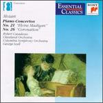 "Mozart: Piano Concertos Nos. 21 & 26; 12 Variations on ""Ah, vous dirai-je, Maman"""