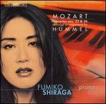 Mozart: Piano Concertos Nos. 22 & 26 (Chamber Arrangements by Hummel)
