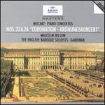 "Mozart: Piano Concertos Nos. 22 & 26 ""Coronation"""