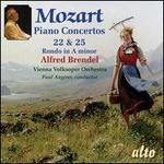 Mozart: Piano Concertos Nos. 22 and 25; Rondo in A minor