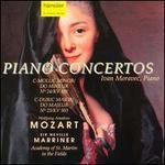 Mozart: Piano Concertos Nos. 24 & 25