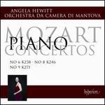 Mozart: Piano Concertos Nos. 6, 8 & 9