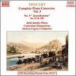 Mozart: Piano Concertos Nos. 9 & 27
