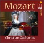 Mozart: Piano Concertos, Vol. 9 - Christian Zacharias (piano); Ensemble Vocal & Orchestre de Chambre de Lausanne; Christian Zacharias (conductor)