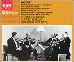 Mozart: Piano Quartet, KV 478; String Quartet KV 428; String Quartets, KV 515, 516 & 593