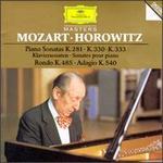 Mozart: Piano Sonatas, K.281, K.330, K.333, K.485, K.540