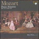 Mozart: Piano Sonatas, K. 311, 330 & 331