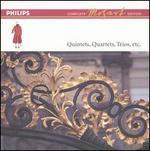 Mozart: Quintets, Quartets, Trios, etc.