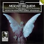Mozart: Requiem [1986 recording] - Anna Tomowa-Sintow (soprano); Helga Müller-Molinari (contralto); Paata Burchuladze (bass); Vinson Cole (tenor); Herbert von Karajan (conductor)