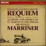 Mozart: Requiem [1990 Recording] - Carolyn Watkinson (contralto); Francisco Araiza (tenor); Robert Lloyd (vocals); Sylvia McNair (soprano); Academy of St. Martin-in-the-Fields; Neville Marriner (conductor)