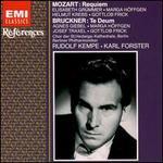 Mozart: Requiem; Anton Bruckner: Te Deum