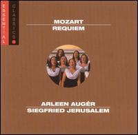 Mozart: Requiem; Exsultate, jubilate - Arleen Augér (soprano); Carolyn Watkinson (alto); Judith Blegen (soprano); Siegfried Jerusalem (tenor);...