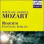 Mozart: Requiem K. 626; Exsultate, Jubilate, K. 165