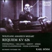 Mozart: Requiem, KV 626 - Anton Dermota (tenor); Erich Majkut (tenor); Hans Richter-Haaser (piano); Ira Böhme (bass); Ira Malaniuk (contralto);...