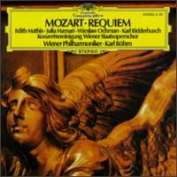 Mozart: Requiem - Edith Mathis (soprano); Hans Haselböck (organ); Julia Hamari (alto); Julia Hamari (contralto); Karl Ridderbusch (bass);...