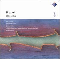 Mozart: Requiem - Antoine Sibertin-Blanc (organ); Barbara Scherler (alto); Elly Ameling (soprano); Louis Devos (tenor); Roger Soyer (bass);...