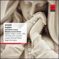 Mozart: Requiem - Alastair Miles (bass); Catherine Robbin (contralto); John Mark Ainsley (tenor); Nancy Argenta (soprano);...