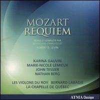 Mozart: Requiem - Alain Trudel (trombone); John Tessier (tenor); Karina Gauvin (soprano); Marie-Nicole Lemieux (contralto);...