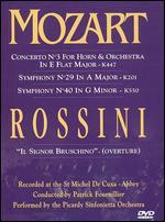 Mozart / Rossini / Fournillier: Symphony 29 In A Major / Il Signor Bruschino