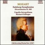 Mozart: Salzburg Symphonies; Divertimenti