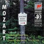 Mozart: Serenade No. 10, K361; Sonata, K292