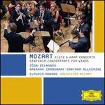 Mozart: Sinfonia Concertante; Flute & Harp Concerto