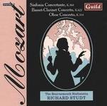 Mozart: Sinfonia Concertante K364; Clarinet Concerto K622; Oboe Concerto K314