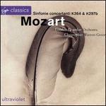 Mozart: Sinfonie concertanti, K364 & 297b