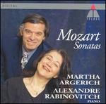 Mozart: Sonatas for Piano Duet, K 381 & 521; Sonata for 2 Pianos, K 448; Andante and Variations, K 501
