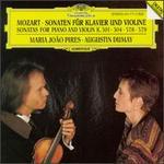 Mozart: Sonatas for Piano & Violin