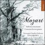 Mozart: Sonfonia Concertante; Concerto for 2 Pianos
