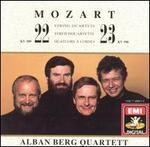 Mozart: String Quartets Nos. 22 & 23