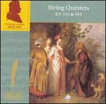 Mozart: String Quintets, KV 515 & 593