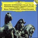 Mozart: Symphonien Nos. 25 & No. 29; Klarinettenkonzert
