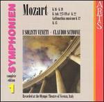 Mozart: Symphonien, Vol. 1